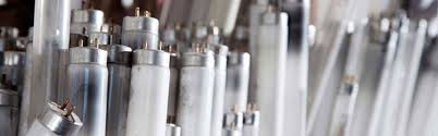 universal waste management fluorescent bulb recycling