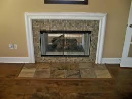 Batchelder Tile Fireplace Surround by Slate Tiled Fireplace Slate Fireplace Family Room Ideas