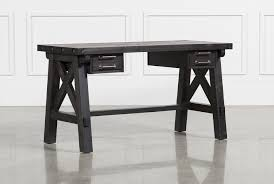 Black Writing Desk With Hutch by Office Desks For Your Home U0026 Office Living Spaces