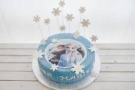 frozen eiskönigin torte