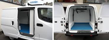NV200 Fridge Van Cabstar Conversions Available
