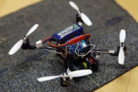 Inspired By Spiders And Wasps, These Tiny Drones Pull 40x Their Own ...