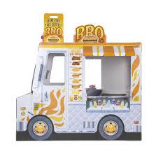 Melissa & Doug 2-in-1 Food Truck Indoor Playhouse - Toys
