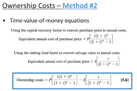 Sinking Fund Factor Calculator by 5 10 Use Method 2 Time Value Of Money Equations Chegg Com
