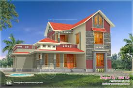 Beautiful 4 Bedroom Villa Elevation In 2000 Sq-ft ~ Indian House ... Indian House Roof Railing Design Youtube Modernist In India A Fusion Of Traditional And Modern Extraordinary Free Plans Designs Ideas Best Architect Imanada Sq Ft South Home Front Elevation Peenmediacom Cool On Creative 111 Best Beautiful Images On Pinterest Enchanting 92 Interior Dream House Home Design In 2800 Sqfeet Architecture