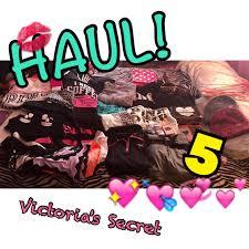 Victorias Secret Pink Halloween Panties 2015 vs victoria u0027s secret pink haul 5 youtube