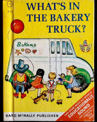 100 Food Truck Books WHATS IN THE BAKERY TRUCK Vintage Childrens Junior Start Right