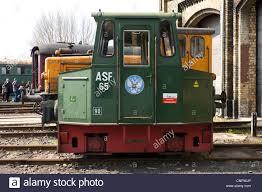 The Battery Railway Truck