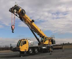 Truck Cranes Prove Sturdy Trade Staple   Article   ACT