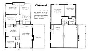 100 Floor Plans For Split Level Homes