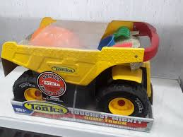 Tonka Toughest Dump Truck & Accessories. Sold As Is. Mighty Ford F750 Tonka Dump Truck Is Ready For Work Or Play Tonka 6 Pack Minis Funrise Toysrus Toughest New Azoncomau Toys Games Large Yellow Steel Dumper Boys Toy Exc Cheap Big Find Deals On Line Fleet Tough Cab Drop Bin Garbage Rotating Cabin Online Australia Classic Vehicle Youtube Tonkas Mobile Tour Pro Motion By Shop