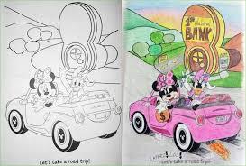Coloring Book Corruptions Funny Bank