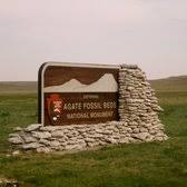 Agate Fossil Beds by Agate Fossil Beds National Monument Parks 345 River Rd