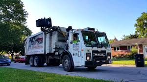 100 Garbage Truck Youtube S Midwestern Sanitation YouTube