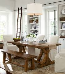 100 Rustic Farmhouse Dining Room Decor Ideas 54