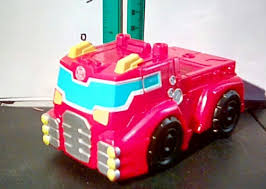 Transformers Rescue Bots Heatwave Figure – Transformers