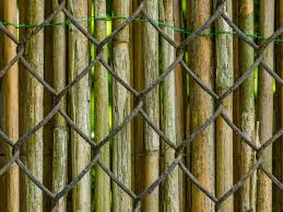 100 Bamboo Walls Ideas How To Cover Up A ChainLink Fence
