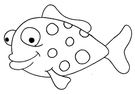 Printable 38 Fish Coloring Pages 8645