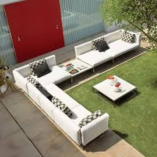 canape d exterieur design salon de jardin design nos 12 modèles préférés côté maison
