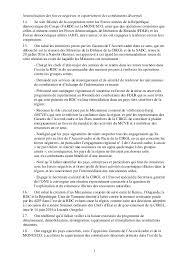 communiqué de la 7e réunion de haut niveau du mécanisme régional de
