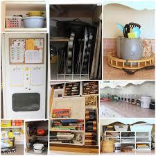Fresh Kitchen Organization Ideas