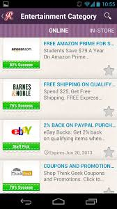 RetailMeNot Coupons For Android - Download Online Bookstore Books Nook Ebooks Music Movies Toys Barnes Noble Nook Color 8gb Wifi 7in Black Ebay Samsung Galaxy Tab S2 Now Available Version Too 80 Off Gamestop Coupons Promo Codes 2017 5 Cash Back 20 Off Coupon Code Bnfriends Ends October 13th Couponing For Dummies Amanda Moments 33 Best Holiday Gift Guide 2016 Images On Pinterest Amazoncom 4 Edition Tablet Wifi 7 50 Clearance At Money Saving Mom Apples Passbook Hits Its Groove