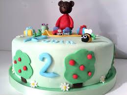 gâteau petit ours brun 2 dby s cake
