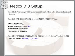 Medco Express Scripts Pharmacy Help Desk by Pharmacy Point Of Sale Version D 0 Patch Ppt Download