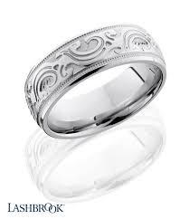71 best Cobalt Chrome Titanium and White Gold Wedding Rings images