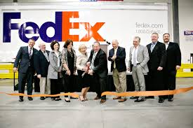 FedEx Ground Celebrates Opening Of Lehigh Valley Distribution Hub ...