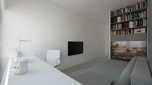 100 Minimalistic Interiors Stark Sharp By Oporski