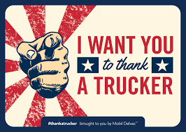 Trucker Appreciation Week Happening Now: Roundup Of Videos ... 2016 National Truck Driver Appreciation Week Recap Odyssey Celebrating Eagle Highway Heroes Its Shirt Southern Glazers Wine Spirits Recognizes Drivers During Archives Mile Markers Blogging The Road Ahead 18 Fun Facts You Didnt Know About Trucks Truckers And Trucking Freight Amsters Holland Professional Happy Youtube 2017 Drive For