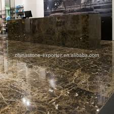 brown marble flooring block alabaster price