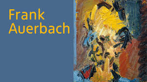 frank auerbach website banner 3 paintings