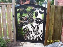 Sweet Metal Garden Gates Dublin For Garden Gate
