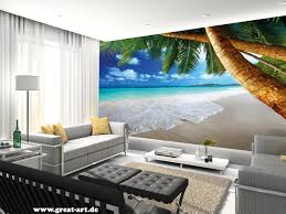 Wall Mural Decals Beach by Bedroom Bedroom Wall Beach Murals Linoleum Table Lamps Piano