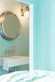 Royal Naval Porthole Mirrored Medicine Cabinet Uk by Blue Glass Kid Bathroom Penny Tiles Design Ideas