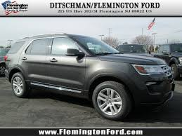 100 Flemington Car And Truck Country New 2019 Ford Explorer For Sale At Ditschman Lincoln