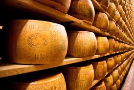 le plateau de fromage italien
