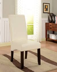 Parson Chair Slipcovers Amazon by Amazon Com King U0027s Brand Set Of 2 Cream White Parson Chairs With