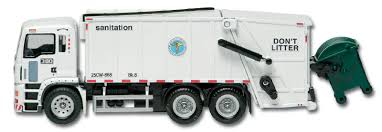 Daron New York City Sanitation Department Garbage Truck | EBay