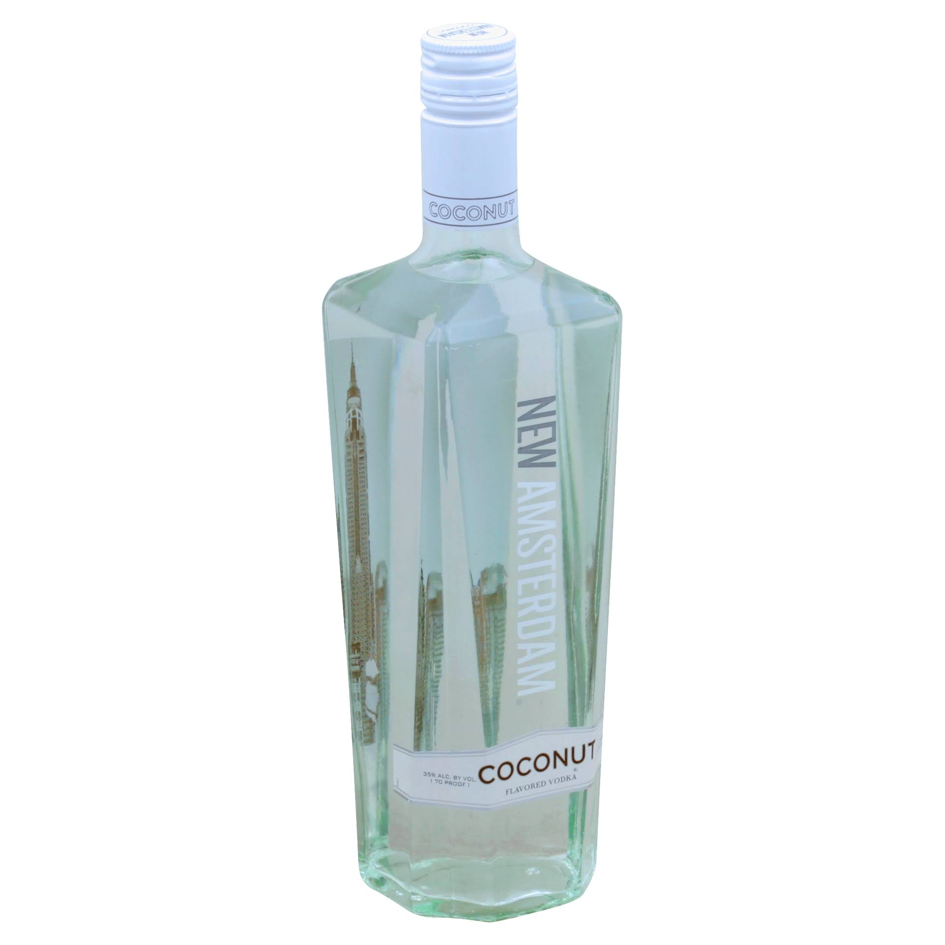 New Amsterdam Vodka, Coconut Flavored - 750 ml