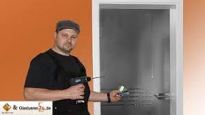 glastür einbauen ganzglastürbänder einstellen glastür einstellen anleitung für zimmertüren