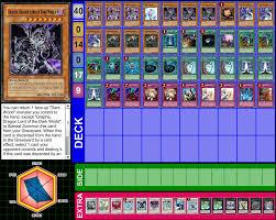Yugioh Best Kuriboh Deck by Troll Decking Deck Profile Dark World By Mastersephiroth