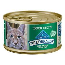 high protein cat food blue buffalo blue wilderness duck recipe cat food 3 oz