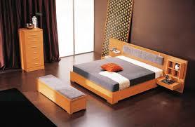 interior elegant design interior in bedroom using cream satin