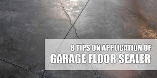 How To Apply Floor Sealers Garage Floors Pro Tips