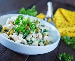 cuisiner petits pois frais salade de pommes de terre nouvelles aux petits pois frais