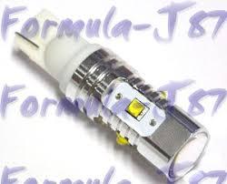 light bulb miniature 30w 10000k blue 194 168 2825 t10