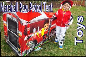 2015 Marshall Paw Patrol Fire Truck Tent With Lots Of Surprise Toys ... Unboxing Playhut 2in1 School Bus And Fire Engine Youtube Paw Patrol Marshall Truck Play Tent Reviews Wayfairca Trfireunickelodeonwpatrolmarshallusplaytent Amazoncom Ients Code Red Toys Games Popup Kids Pretend Vehicle Indoor Charles Bentley Outdoor Polyester Buy Playtent House Playhouse Colorful Mini Tents My Own Email Worlds Apart Getgo Role Multi Color Hobbies Find Products Online At